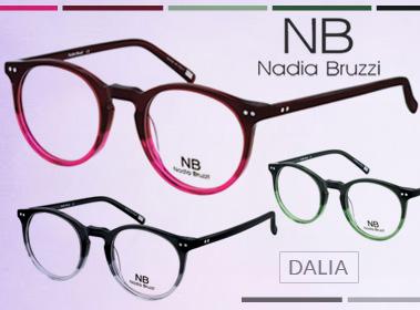 Nadia Bruzzi anteojos